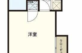 福岡市博多区 - 美野島 大厦式公寓 1K