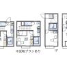 1K アパート 世田谷区 内装