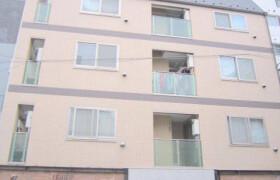 目黒區平町-1K公寓大廈