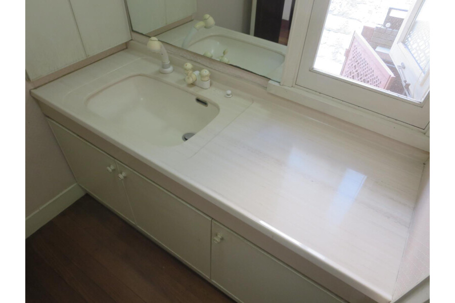 6SLDK House to Rent in Ota-ku Washroom