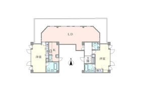 2LDK Apartment in Higashigotanda - Shinagawa-ku