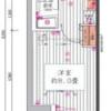1K Apartment to Buy in Suginami-ku Floorplan
