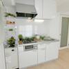 在大阪市淀川区购买1R 公寓大厦的 厨房
