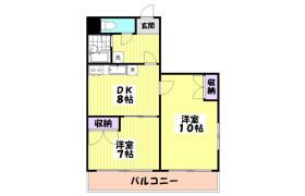 2DK Mansion in Matsugaoka - Nakano-ku
