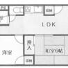 2LDK Apartment to Buy in Sakai-shi Minami-ku Floorplan