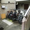 1R Apartment to Rent in Shinjuku-ku Parking