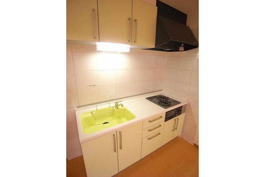 2LDK Apartment to Rent in Sagamihara-shi Minami-ku Kitchen