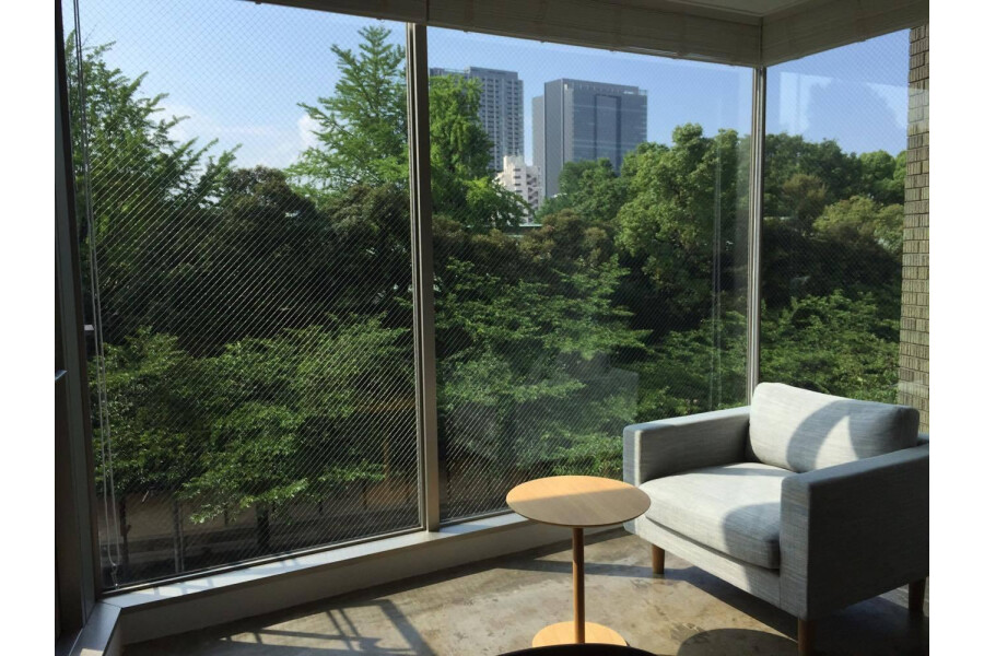 1R Serviced Apartment to Rent in Chiyoda-ku Interior