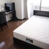 1K マンション 新宿区 リビングルーム