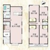 4LDK House to Buy in Sendai-shi Wakabayashi-ku Floorplan