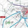 2SLDK Apartment to Rent in Yokohama-shi Nishi-ku Map