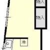 1DK Apartment to Rent in Arakawa-ku Floorplan