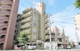 大田区北千束-1DK{building type}