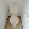 2DK Apartment to Rent in Matsudo-shi Toilet