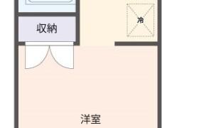 1R {building type} in Aoi(1-3-chome) - Adachi-ku