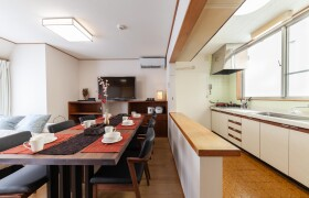 港区 赤坂 3LDK アパート