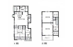 横須賀市船越町-3SLDK獨棟住宅