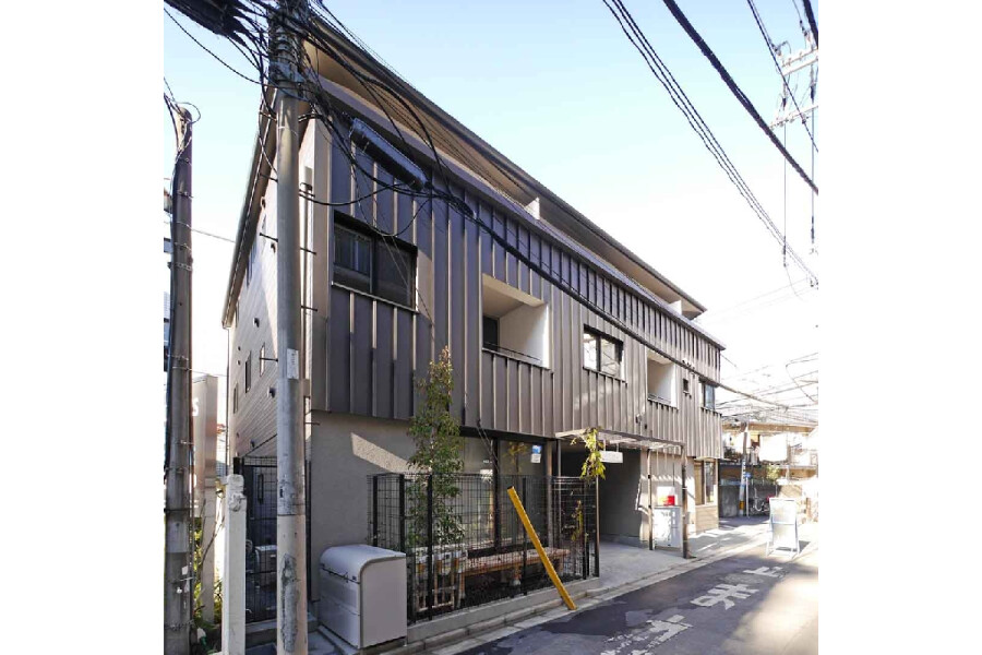 1SLDK Apartment to Rent in Toshima-ku Exterior