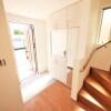 在目黒區購買3LDK 獨棟住宅的房產 入口/玄關