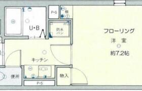1K {building type} in Mugino - Fukuoka-shi Hakata-ku