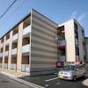 在大阪市東住吉区内租赁1K 公寓大厦 的 户外