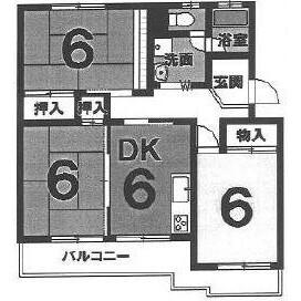 Whole Building Apartment in Yamada kitayamadacho - Kyoto-shi Nishikyo-ku Floorplan