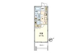 1R {building type} in Kitaueno - Taito-ku