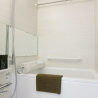 2DK Apartment to Rent in Toshima-ku Bathroom