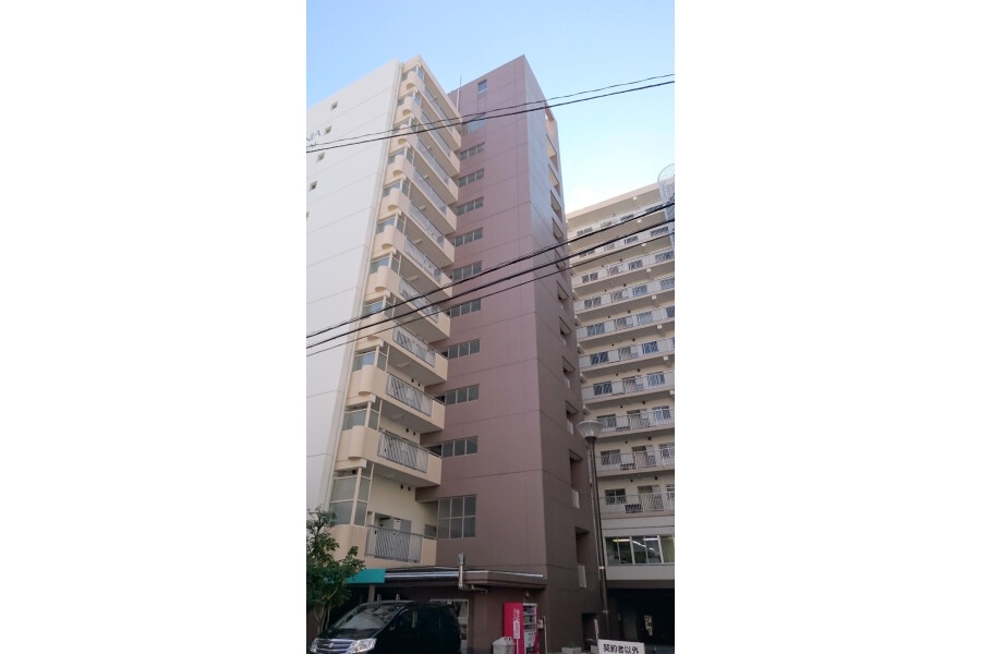 3LDK Apartment to Rent in Nagoya-shi Naka-ku Exterior