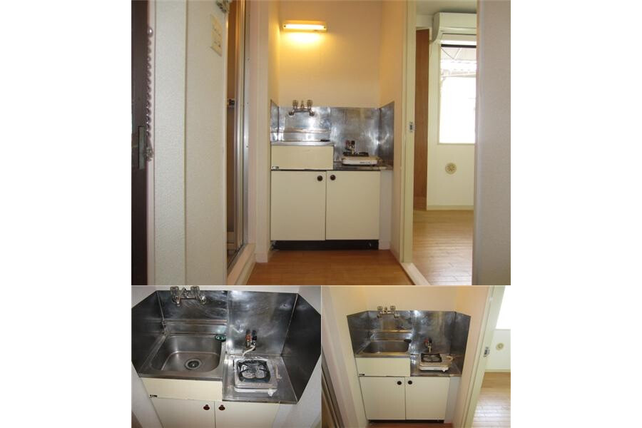 1R Apartment to Rent in Toshima-ku Interior