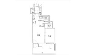 1LDK Mansion in Nishioguchi - Yokohama-shi Kanagawa-ku