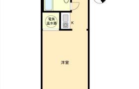 1R {building type} in Hakusan(2-5-chome) - Bunkyo-ku
