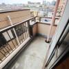 1R Apartment to Rent in Edogawa-ku Balcony / Veranda