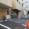1R Apartment to Rent in Minato-ku Parking