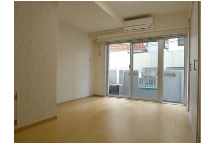 1DK Apartment to Buy in Shinjuku-ku Bedroom