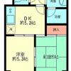 2DK Apartment to Rent in Sumida-ku Floorplan