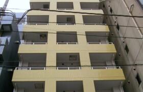港區浜松町-1R公寓大廈