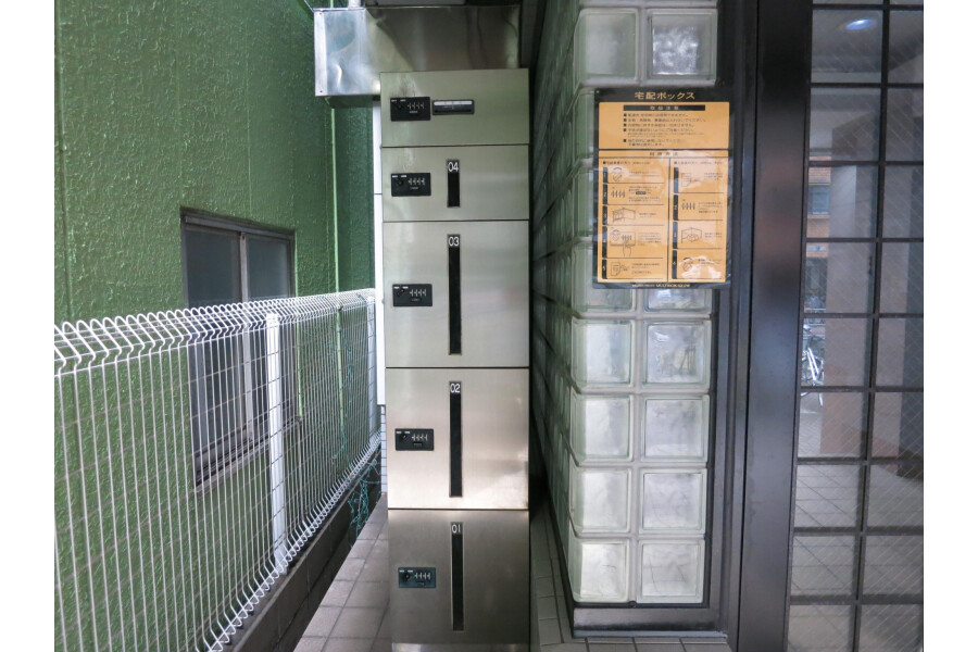 1K Apartment to Rent in Osaka-shi Minato-ku Common Area