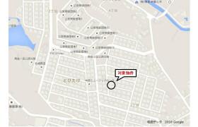 Land only Land only in Tobitake - Kasuya-gun Umi-machi