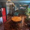 3SLDK テラスハウス 神戸市中央区 リビングルーム