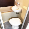 1R Apartment to Buy in Kyoto-shi Shimogyo-ku Bathroom
