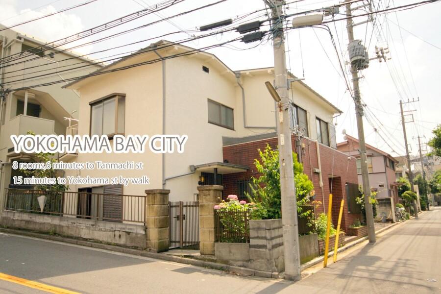 シェアハウス ゲストハウス 横浜市神奈川区 外観