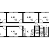 Private Guesthouse to Rent in Nerima-ku Floorplan