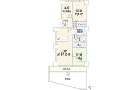 3LDK Apartment in Nango - Chigasaki-shi