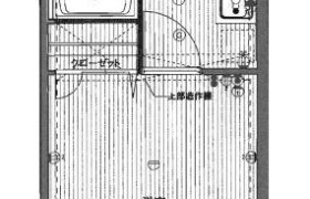 1K Apartment in Tenyamachi - Fukuoka-shi Hakata-ku