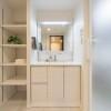 3LDK Apartment to Buy in Minato-ku Washroom