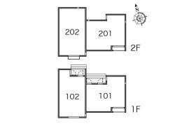 世田谷區桜丘-1K公寓