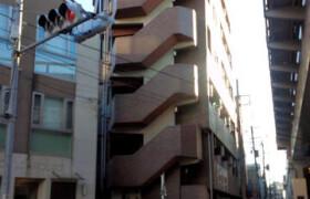 目黒区中央町-1K公寓大厦