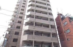 港区新橋-1K公寓大厦
