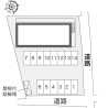 1K Apartment to Rent in Gamagori-shi Layout Drawing